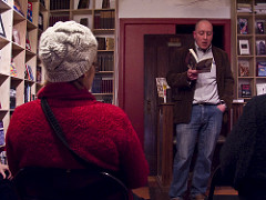 poetry reading photo